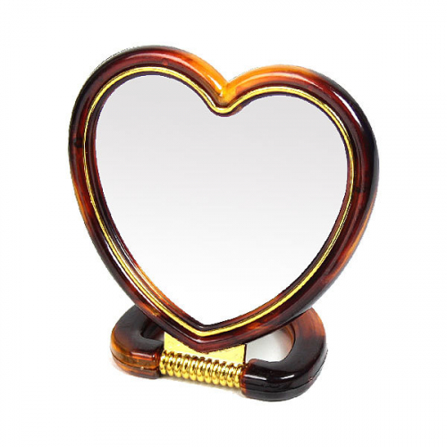 Зеркало «Двухстор.« 415-8 сердце