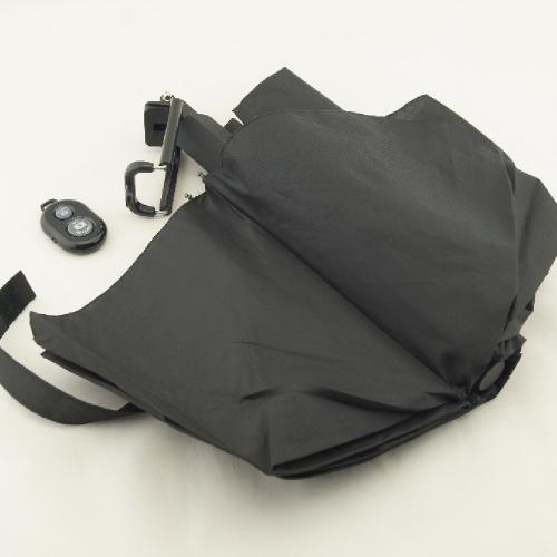 Зонт мужской механика с селфи 4950