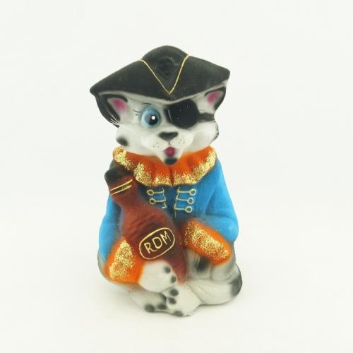 Копилка кошка пират флок