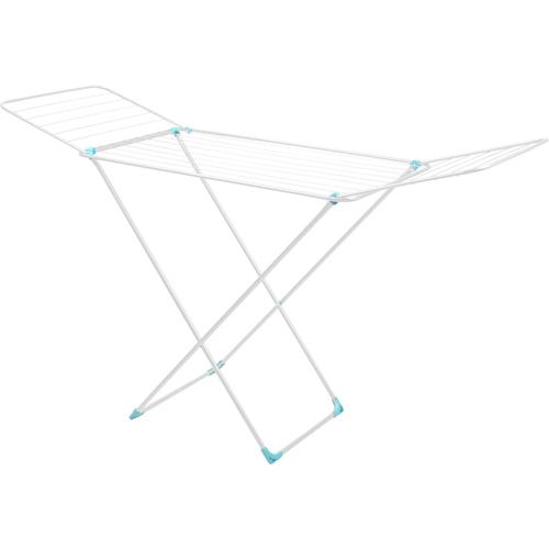 Сушилка 18 для белья цв.БЕЛЫЙ напольная складная (180х55х96) СБ1Б «НИКА« РСВ-221647