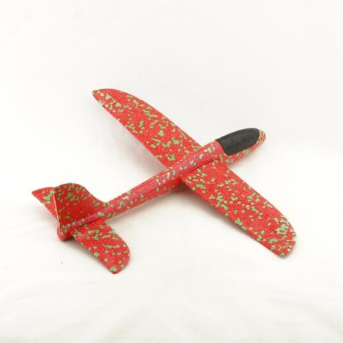 Самолёт летающий (пенопласт) 35см