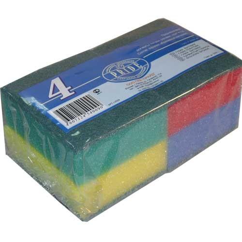 Губка бытовая 4-ка гх-009 г. Пенза РСВ-89372