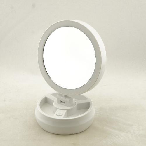 Зеркало  с подсветкой YJ-1363 2-х стор.
