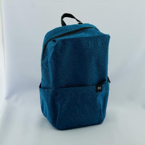 Рюкзак подростковый однотонный