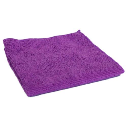 Салфетка из микрофибры М-02, цвет-фиолетовый, р-р 30х30см (310225) РСВ-198137