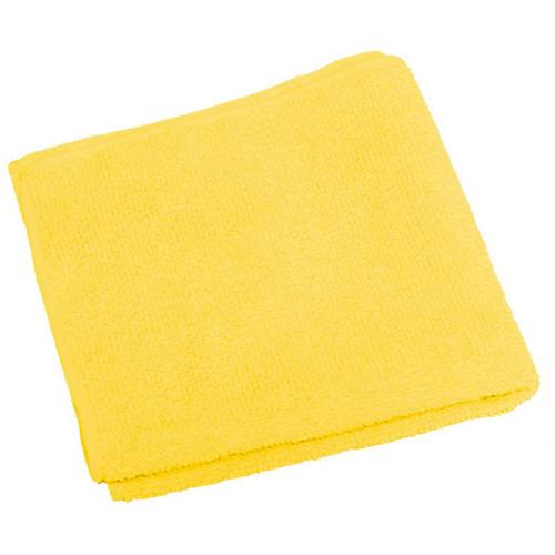 Салфетка из микрофибры М-02, цвет-желтый, р-р 30*30см, вес 25-27гр. (310203) РСВ-90551