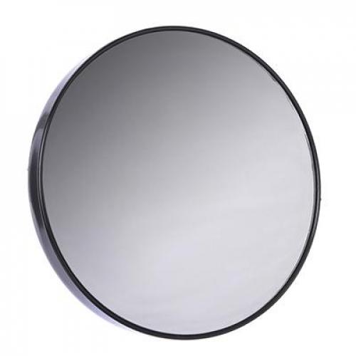 Зеркало с 10-ти кратным увеличением на присосках, d13см, металл, пластик