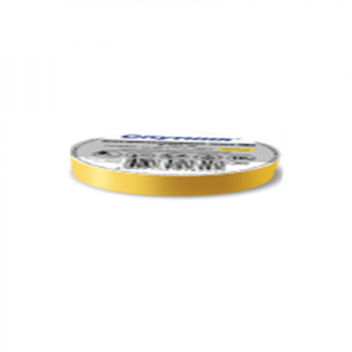 Электроизоляционная лента ПВХ IT-15YG-20, цвет: жёлтый/зеленый, Спутник