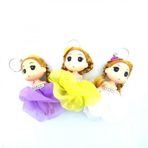 Брелок кукла  RA5-490 уп 12 шт