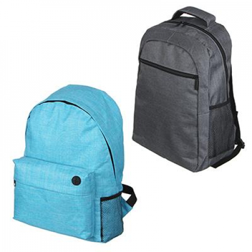 Рюкзак, ПВХ, полиэстер, 32х42х15см/29х40х12см, 2 дизайна PAVO
