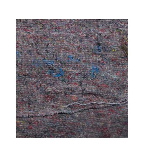Тряпка для пола «Домашний сундук« Х/Б СЕРАЯ овер. 70*80 см
