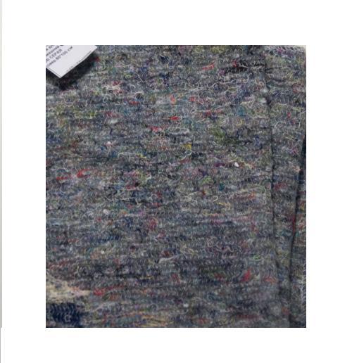 Тряпка для пола «Домашний сундук« Х/Б СЕРАЯ овер.80*100 см ДС-154