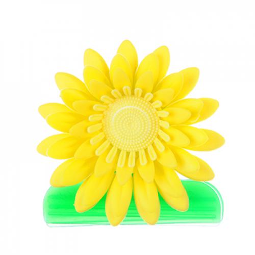 Прищепка для полотенца, на присоске «Цветок«, 4 цвета ВЕСЕЛЫЙ РОДЖЕР