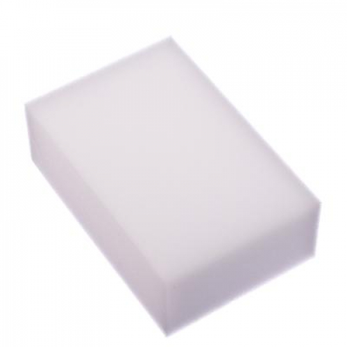 Губка для удаления пятен, меламин, 9х6х3см