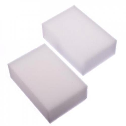 Набор губок 2шт для удаления пятен, меламин, 9х6х3см