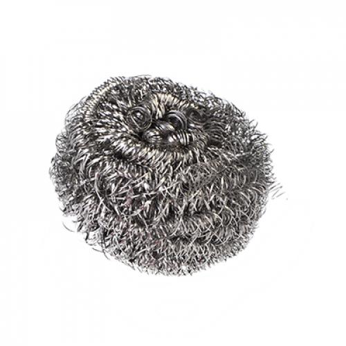 Губка спираль, нержавеющая сталь, вес 15гр VETTA