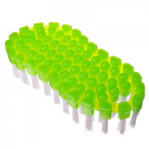 Щетка хозяйственная универсальная VETTA , гнущаяся, средняя щетина, пластик, 15см, арт.NP-1311