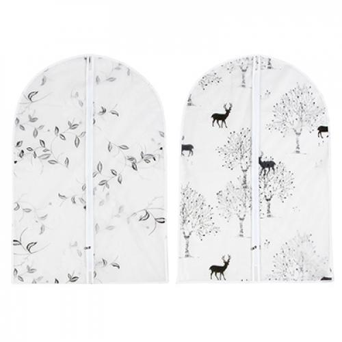 Чехол для хранения одежды, PEVA, 60*90см, 2 дизайна VETTA
