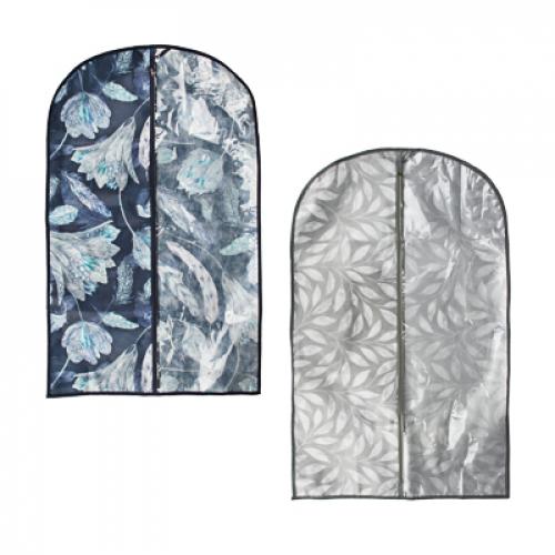 Чехол для одежды, 60х90см, спанбонд, ПЕВА, 2 дизайна VETTA Санремо
