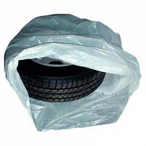 Пакеты для хранения шин, рулон 4шт, (R13-R20) 110х110см, 30мкм, ПНД+ПВД NEW GALAXY