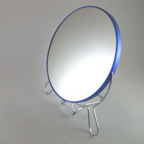 Зеркало «Круг« 8 цветной метал  КН 152