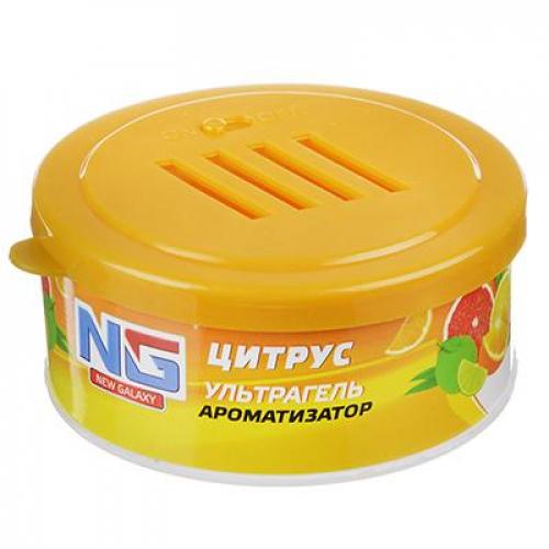 Ароматизатор воздуха гелевый Ультрагель, цитрус