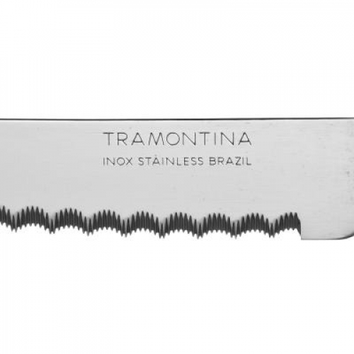 Нож кухонный с зубцами 12.7см, блистер, цена за 2шт., 22271/205 Tramontina Tradicional