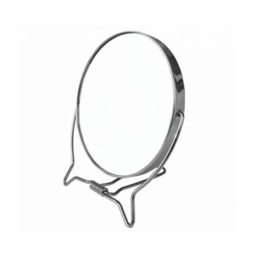 Зеркало Двухстор.  в хроме 8' (кор72) КН-147