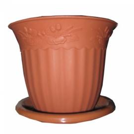 Губка для тела 'Палитра /Овал/' ( БП-03 ) 33-121