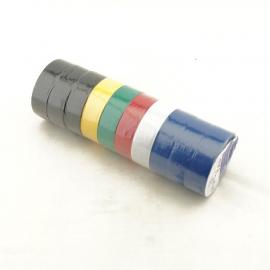 Изолента  0,13ммх20ммх10м  цветная набор из 10шт  СА 192