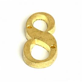 Накладка-цифра Fiore-8-G