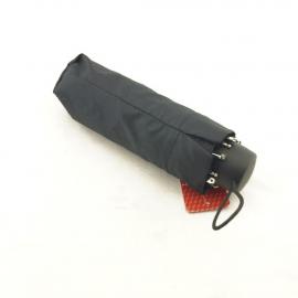 Зонт женский компактный черный К659
