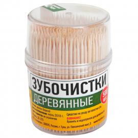 Зубочистки 500 шт. «МАКСИ БАНКА« Домашний Сундук ДС-225
