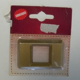 Номер дверной KORAL (0)золото (блистер)